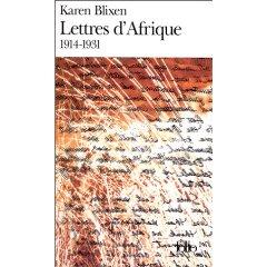 Lettres d'Afrique : pour en savoir plus sur sa vie