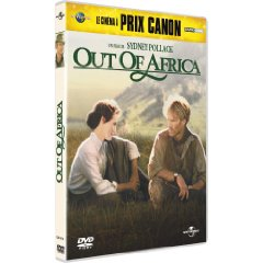Out of Africa, le film mythique