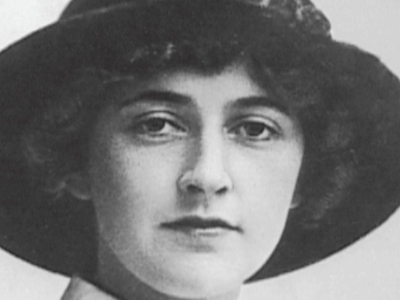 Agatha Christie, jeune