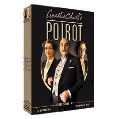 La saison 11 de l'excellente série avec Hercule Poirot!