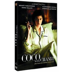 Coco avant Chanel, premier film biographique