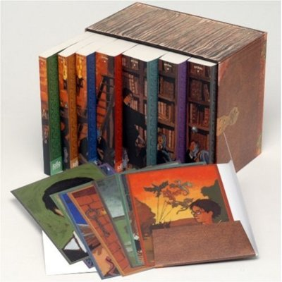 Coffret Harry Potter : 7 tomes