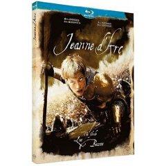 Jeanne d'arc, le blu-ray du film de Luc Besson
