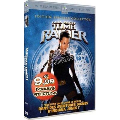 Tomb Raider et le berceau de la vie (DVD à petit prix)