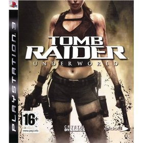 Lara Croft dans Tomb Raider Underworld (PS3)
