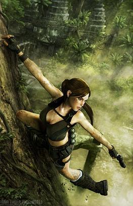 Lara, équilibriste intrépide