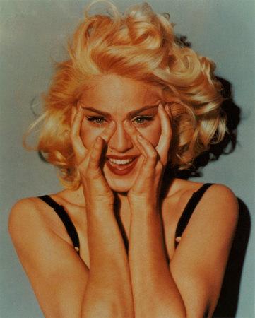 "Madonna, ""Early Days"", lors de sa 1ère tournée"
