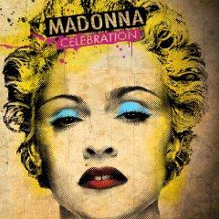 "Madonna, nouveau best-of ""Celebration"", version CD"
