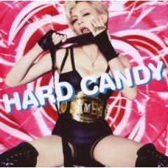 Madonna, l'album Hard Candy (2008)