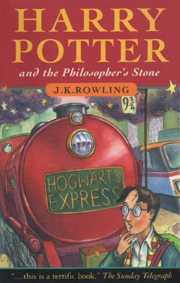 Harry Potter and the Philosopher's Stone (tome 1)