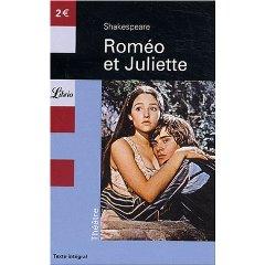 Roméo et Juliette en Librio!