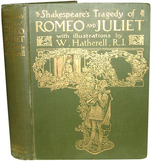 Roméo et Juliette, une édition rare