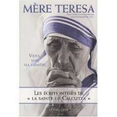 Ecrits intimes de Mre Teresa