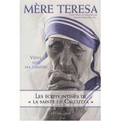 Ecrits intimes de Mère Teresa