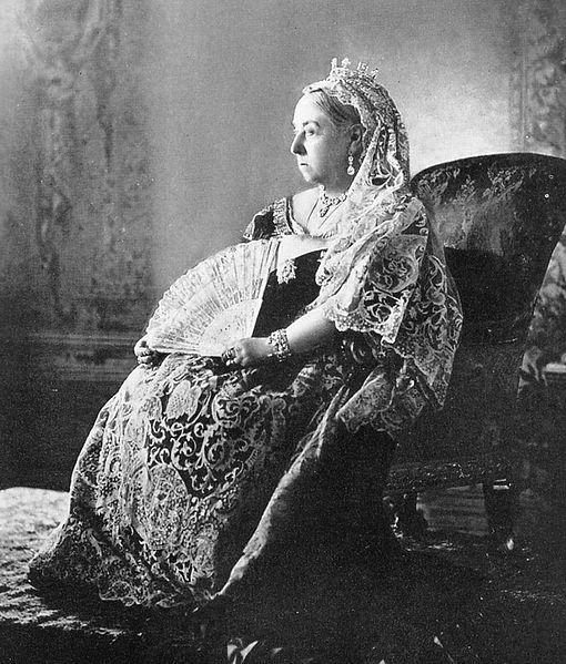 La Reine, peu avant sa mort