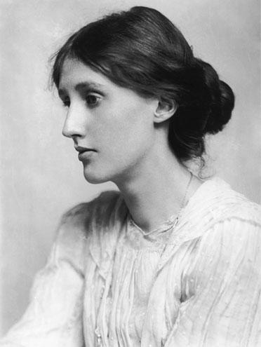 Virginia Woolf, jeune et séduisante