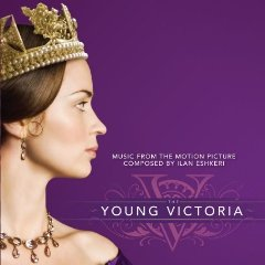 Young Victoria, la BO du film