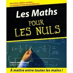 Les maths pour les nuls, un premier pas vers la connaissance d'Ada
