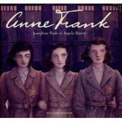 Le journal d'Anne Frank, adapté et illustré pour les enfants de 6 à 8 ans