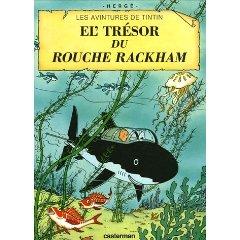 Le trésor de Rackham le rouge d'Hergé, au coeur de la piraterie