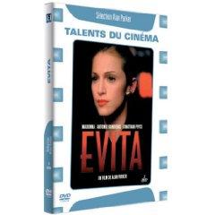 Evita, le grand film retraçant la vie de notre héroïne, avec Madonna