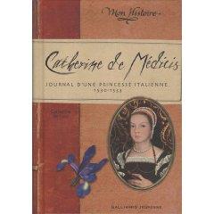 Une facette passionnante de Catherine : son journal intime et sa correspondance publiée...