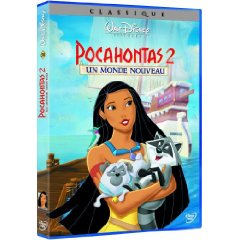 Pocahontas 2, le grand dessin animé par Disney