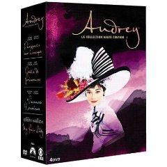 Une sélection de 4 des plus grands films avec Audrey Hepburn