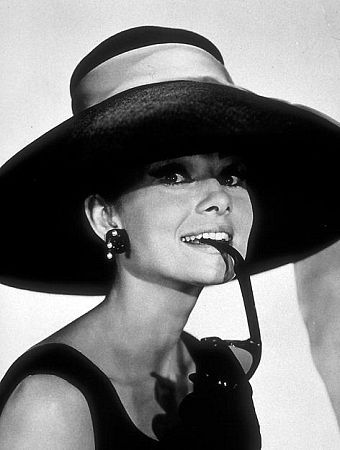 Audrey Hepburn, toujours aussi élégante