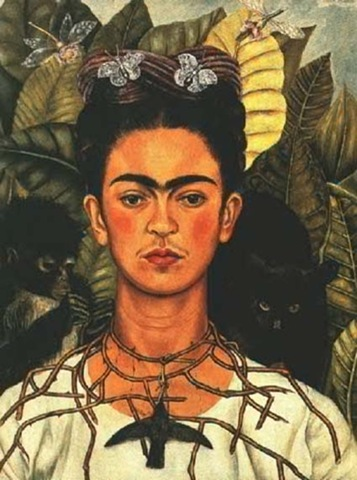 Autoportrait de Frida
