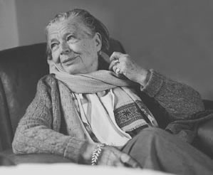 Marguerite Yourcenar age