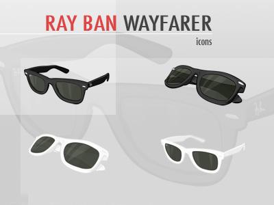 """Wayfarer – Les lunettes de soleil, accessoire de star s'il en est, font partie intégrante de la panoplie de """"la […]"""