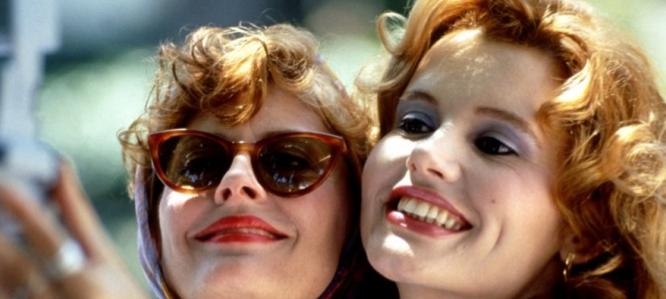 Thelma et Louise, deux héroïnes sur la route…