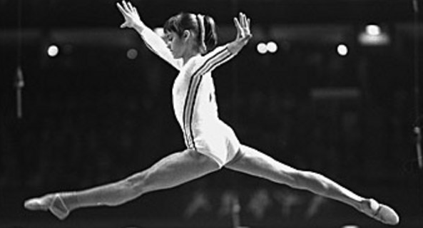 Nadia Comaneci, la plus grande gymnaste
